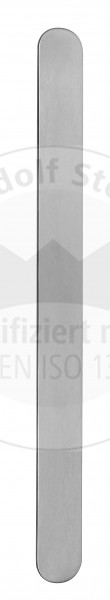 RIBBON Wundhaken 1,25 mm dick, Länge 152 mm, biegsam