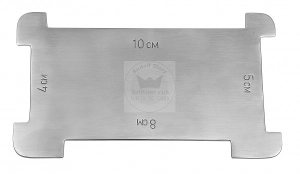 Skin Straightening Plate only, usable for all dematomes