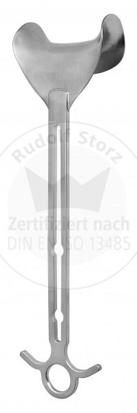 """Bauchdeckenhalter BALFOUR US-Typ Set Spreizweite 180 mm (7"""")"""