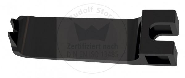 Valve 2-zahnig, Breite (B) 17 mm, TiAlN beschichtet