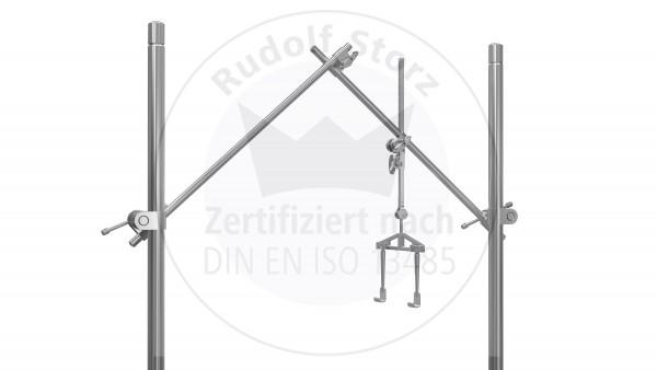 Top-Lift Set (V-Design), mit 2 kurzen Stangen