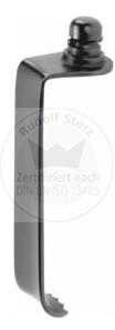 CASPAR Valve lateral, schwarz, TiAlN beschichtet