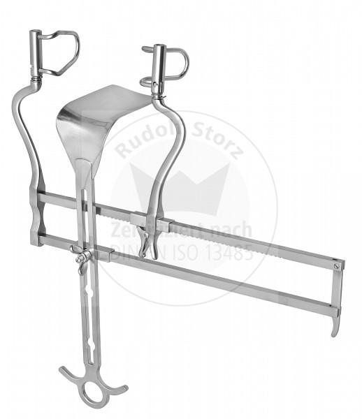 BALFOUR US-Typ Set Spreizweite 250 mm