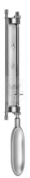 HUMBY long, einstellbare Hautlappendicke von 0,1 - 5 mm, max. Schnittbreite 200 mm