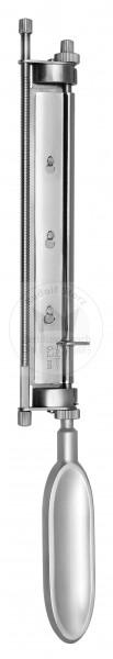 COBBETT einstellbare Hautlappendicke von 0,1 - 1,5 mm, max. Schnittbreite 160 mm