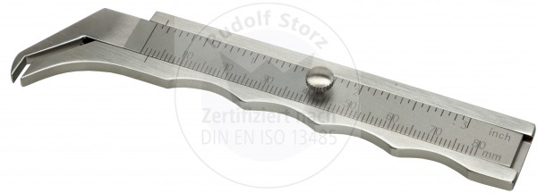 Messschieber Thorpe, 0 - 80 mm