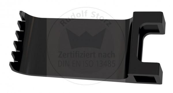 Valve 6-zahnig, Breite (B) 27 mm, TiAlN beschichtet