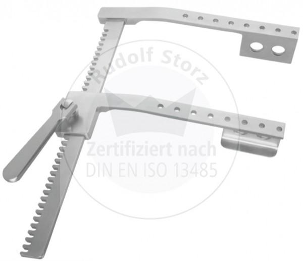 HARKEN Rib and Scapula Spreader, with Detachable Blades