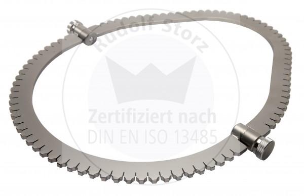 Ring Retractor Becken Rahmen, zerlegbar