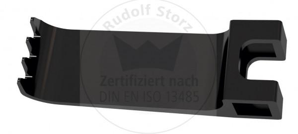 Valve 4-zahnig, Breite (B) 20 mm, TiAlN beschichtet