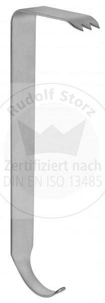 "HIBBS Wundhaken, Länge 235 mm / 9 ¼ """