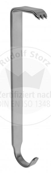 """HIBBS Wundhaken, Länge 235 mm / 9 ¼ """", Set mit 2 Stück"""